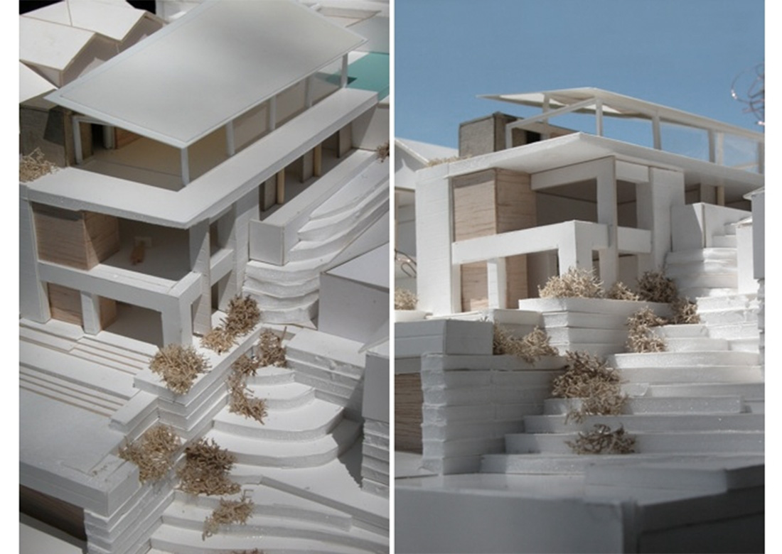 Mosman Modern Mansion Model