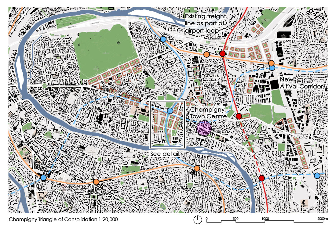 Champigny-Proposed-Figure-Ground-Affordable-Housing