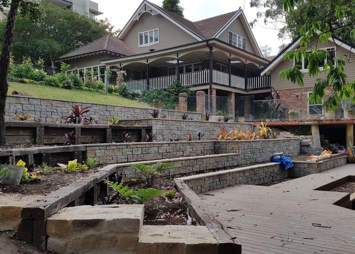 Killara-Garden-Rear-Under-Construction-Terraces